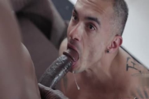 gigantic ramrod homo anal sex With Facial
