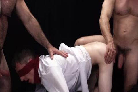 MormonBoyz - juvenile Missionary Filled By Two Daddy Monster Co