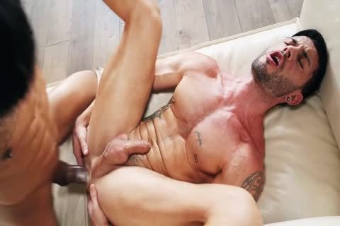 Straight Monster penis And Hunk