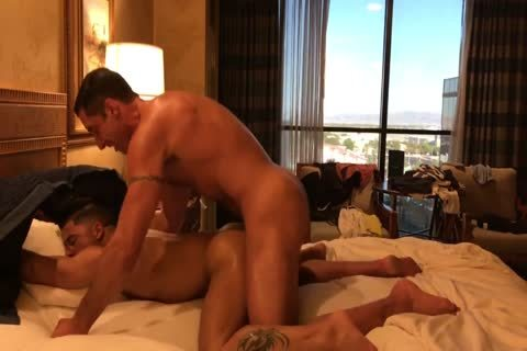 Muscle Daddy plow Armond In bath