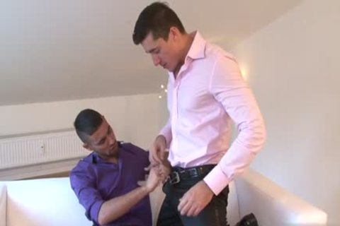enormous 10-Pounder homosexual butthole sex With cock juice flow
