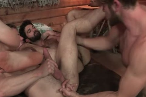 Colby, Tegan & Kurtis three-some