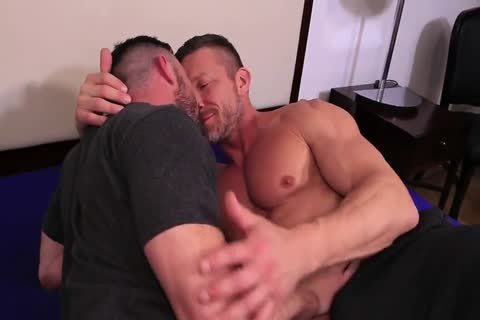 three-4 12  Musclebound Daddies bare Flip