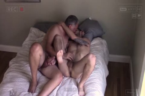 Bo Takes It Up His bare anal