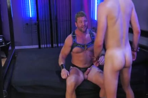 Colby Jansen's Fist Fuckin' With Nate Grimes
