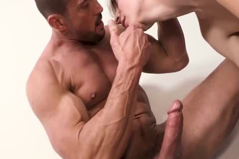 Three-4 11 Muscle Daddy And His twink