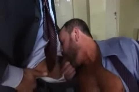 Daniel sucking On dads penis