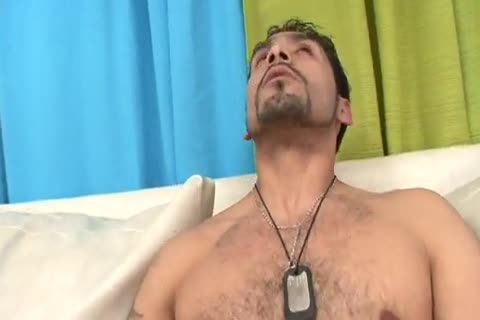 Roco deep Grabs Hold Of his penis And Has Some pleasure.
