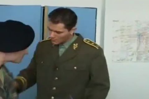 Petr And Ivan enjoy sucking Each Other
