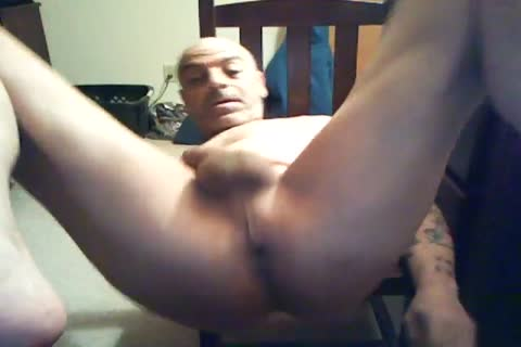 eating my anal