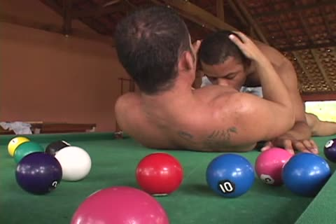 Brazilian way of billards