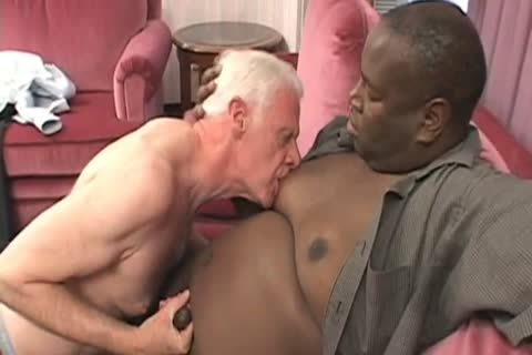 Big cock gay grandpa