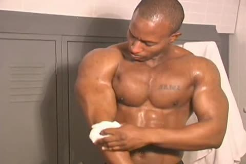 Anton wanking massive black knob for you