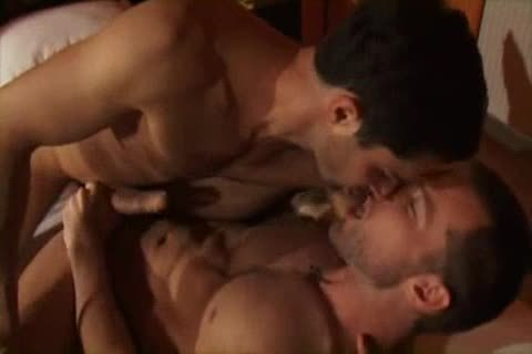 Gay kissing sex porn