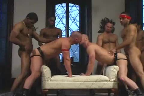 The Show (group bunch-sex Scene)