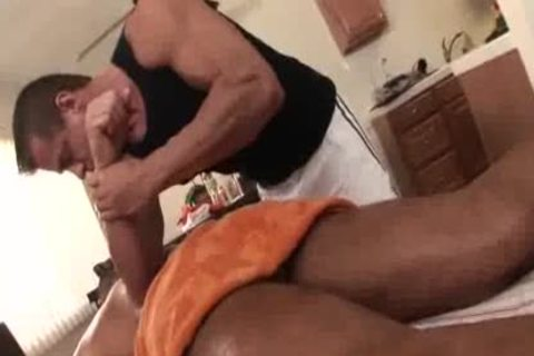 older Massage Turns lusty