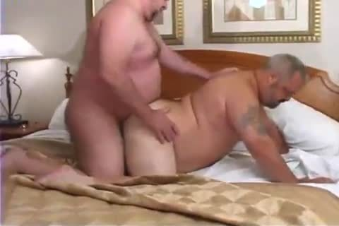fat gay boys On A bed