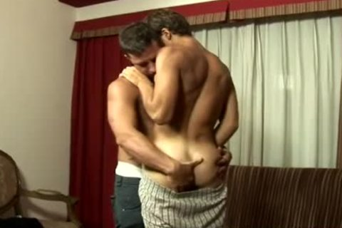Bruno Gabriel receives his ass Fingered