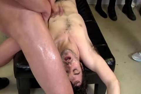 Blue Eyed stud's a-holehole Is Too tasty For Tthellos dudeir overweight knobs