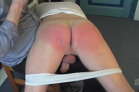Nico Goes OTK And receives A Firm Hand thrashing