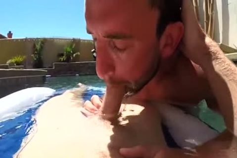 HD - studsPov boys receive Their ramrods wet And beautiful In The Pool