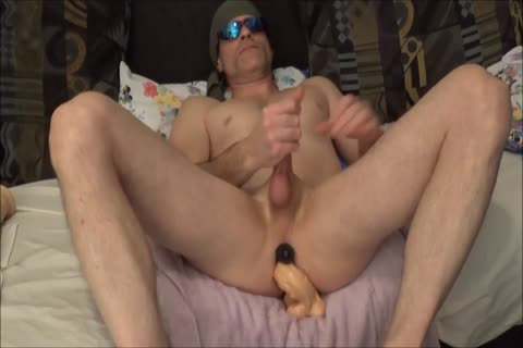 Mini Me In Xtreme sex toy Play