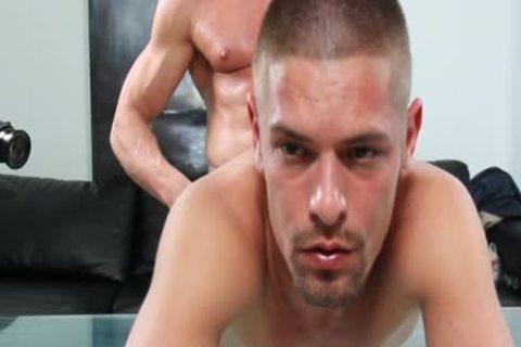 guy Takes A lusty Load To His gorgeous stomach