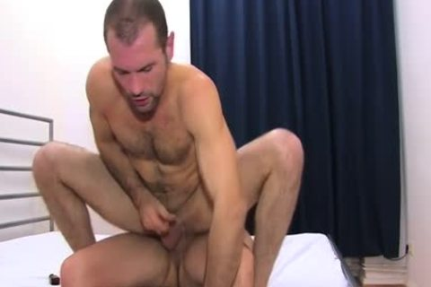 Bastian And T-Bow jointly On The bed