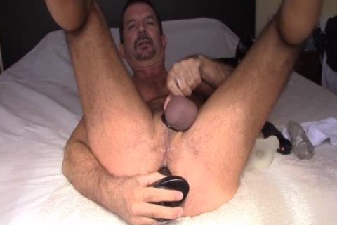 it is Fall In Buenos Aires And The Morning Sun Floods The Bedroom, I Love The Feeling Of The Sun On My Body And It Makes Me truly lascivious.  I Play With My booty Plunger, Then Stuff The bare Dawg Up My booty And Then finally Use The Stronic Stroker
