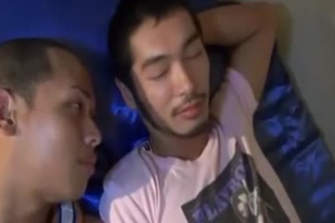 asian homo boys sucking & wanking