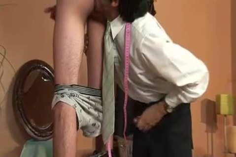 Sex At The Tailor's