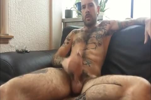 Tattooed chap Solo Action