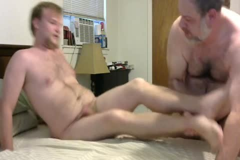 In A Last Minute Invite, WngXStpXCub Comes Over And We Enjoying sucking Each Other, butthole nailing His butthole, giving a kiss Etc.  In This video scene Is The First Time The Cub Has Taken A wang Up His butthole And that chap Handles It Like A Porn