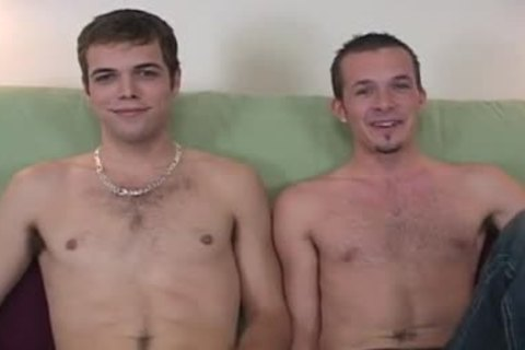 wicked guys engulfing & wanking