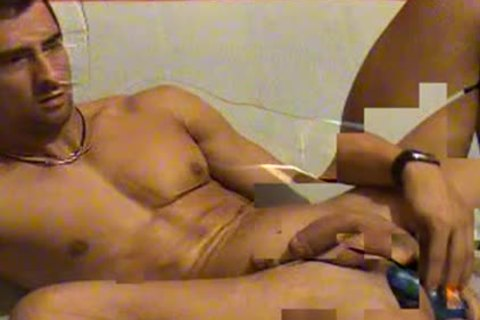 Hunk cum In face hole web camera - greater quantity Cams On H