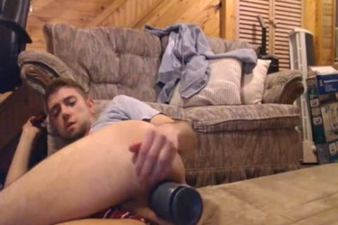 Playing With My enormous Daddy sextoy In A belt And Having An fantastic orgasm At The End