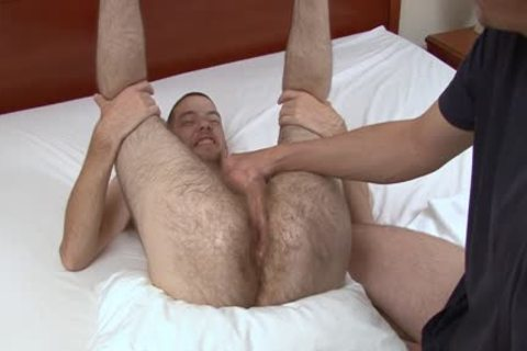 Jack Jagger gets His booty plowed
