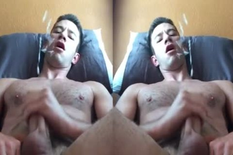 one greater amount Popperbate - cock juice flow Cumpilation.