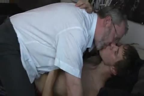 young guy tempted By daddy Daddy