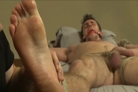 bdsm - Southern chap gets His pecker Edged.