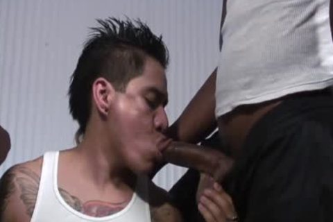 Tattooed amateur Mexican twink Shared By dark boys
