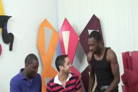 black boyz Sharing A funny cheerful chap