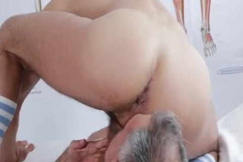 raunchy Healing - Dr. Alberto With Mr. Santiago