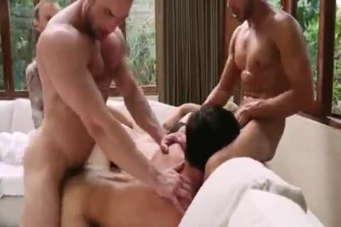Breed That butthole - bare gangbang 5
