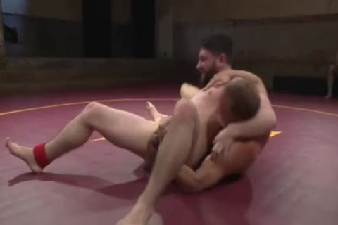 School boy Wrestling Causes Boners.