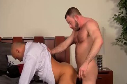 Shay Michaels slams His Annoying Boss Brian In His darksome hole
