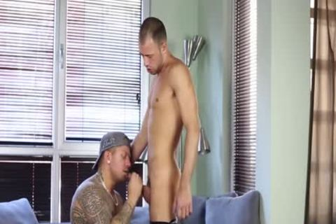 Tattoo gay juicy twinks video