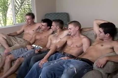 homosexual boys Whacking Off