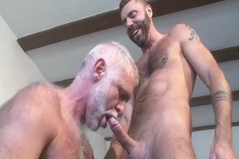 All gay silver tube sex