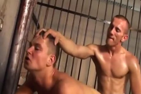 horny bare plow In The Prison